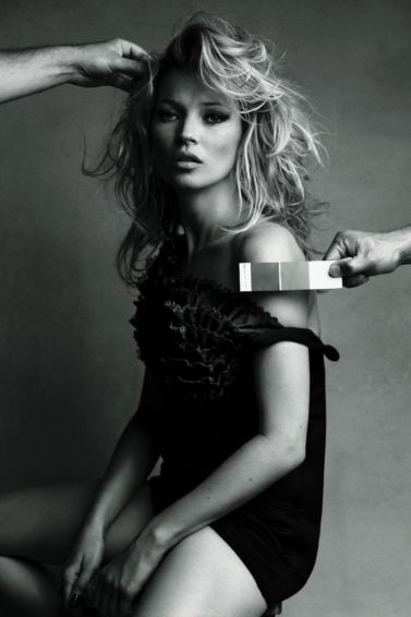 Hair: All Things Hair - IMAGE - Kate Moss