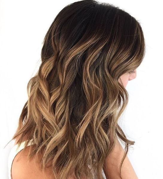 Balayage hair colour ideas: All Things Hair - IMAGE - Toffee tones