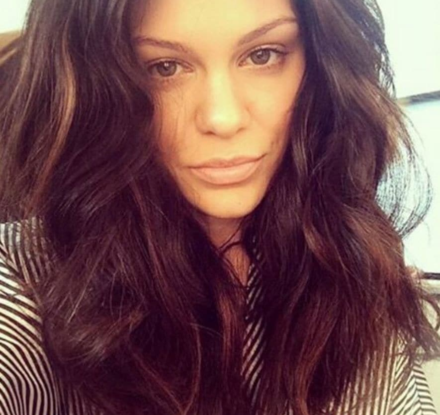 Jessie J hair: All Things Hair - IMAGE - Instagram celebrity long hair wavy thick