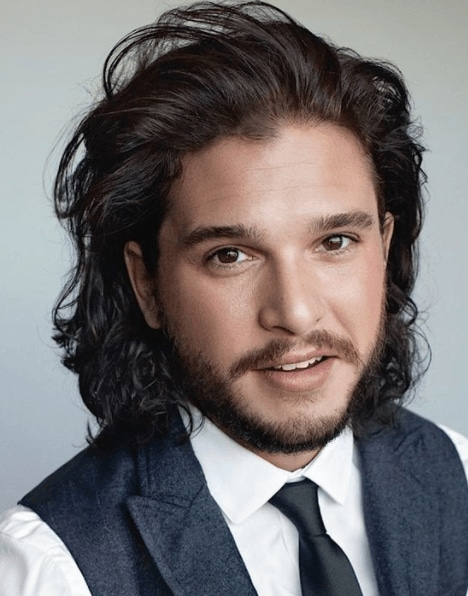 20 Of The Coolest A List Men With Long Hair All The Looks You Need