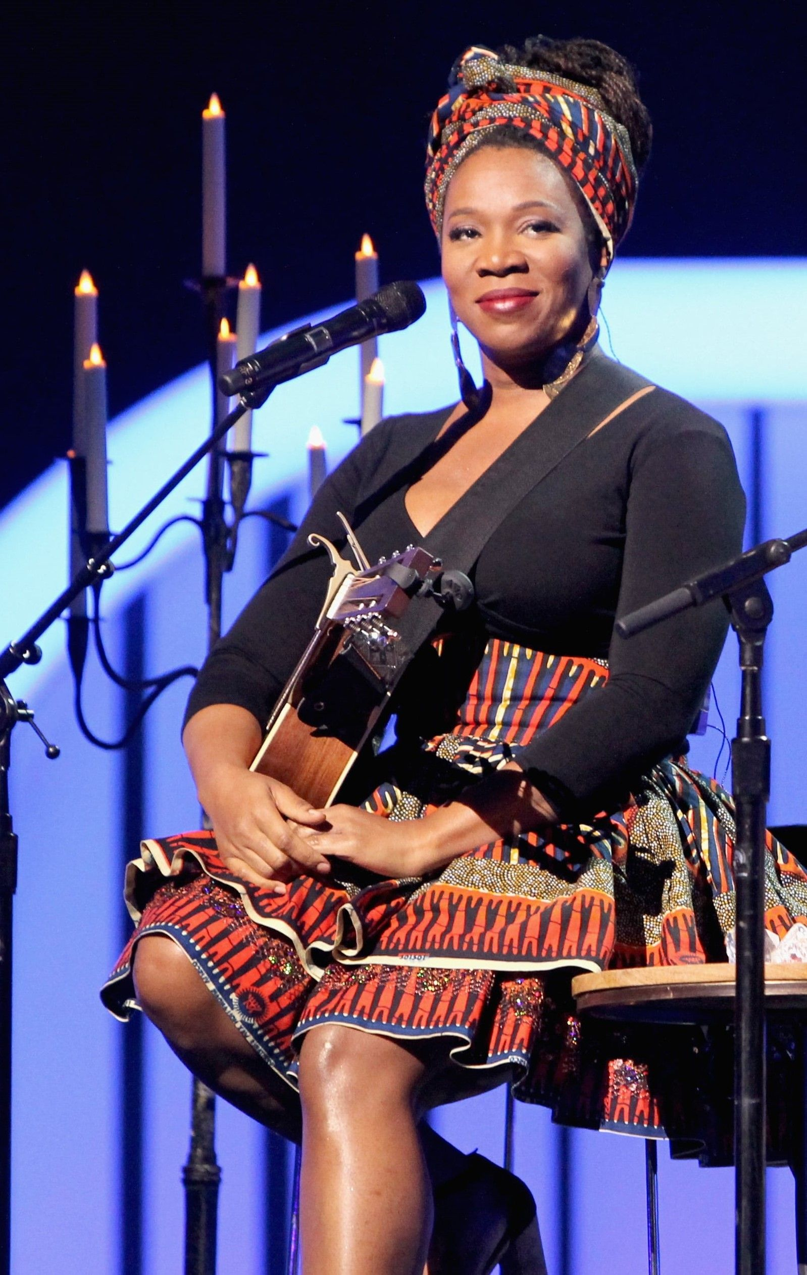 Soul Train Awards 2016: All Things Hair - IMAGE - India Arie