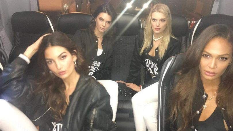Victoria's Secret Fashion Show 2016: All Things Hair - IMAGE - natural hair