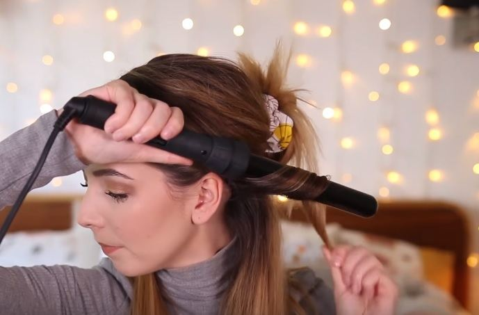Zoella Hairstyles For School : Zoella Hair Tutorial For School Picture Ideas With Wavy Hair Vs ...