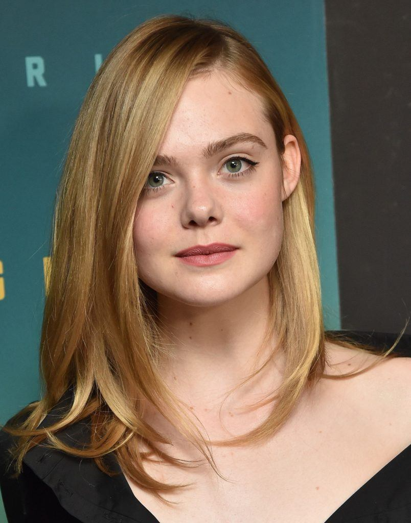 Red carpet hairstyles: All Things Hair - IMAGE - Elle Fanning Live by Night premiere