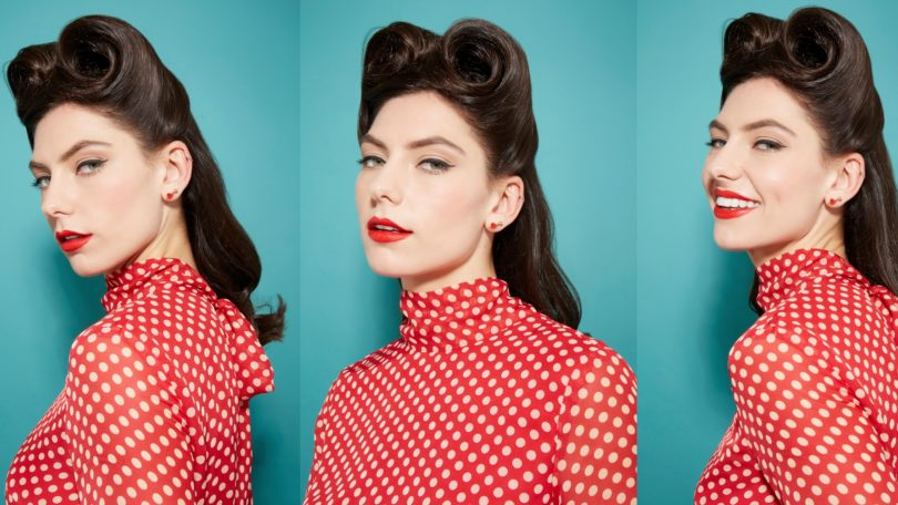 How To Create Victory Rolls Your Perfect Retro Hairstyle All