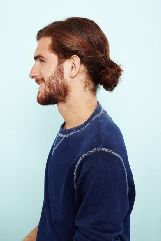 How To Tie A Man Bun Step By Step Tutorials And Video All Things