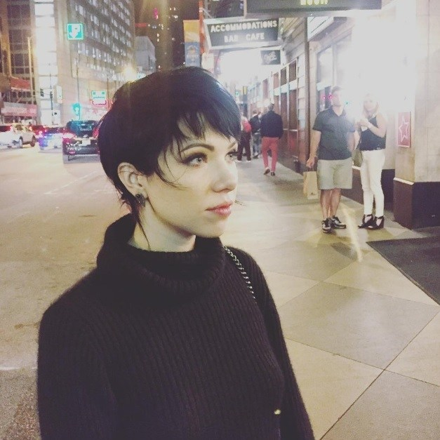 Carly Rae Jepsen Has Gone Shorter Amp Blonder And We Love It