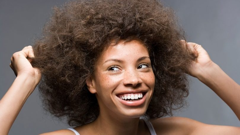 best treatment for dry hair curly afro