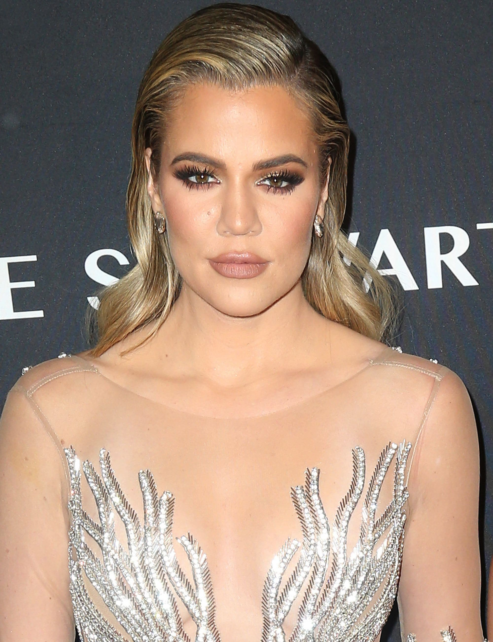 90s Throwback Khloe Kardashian Is Bringing Back Crimped Hairstyles