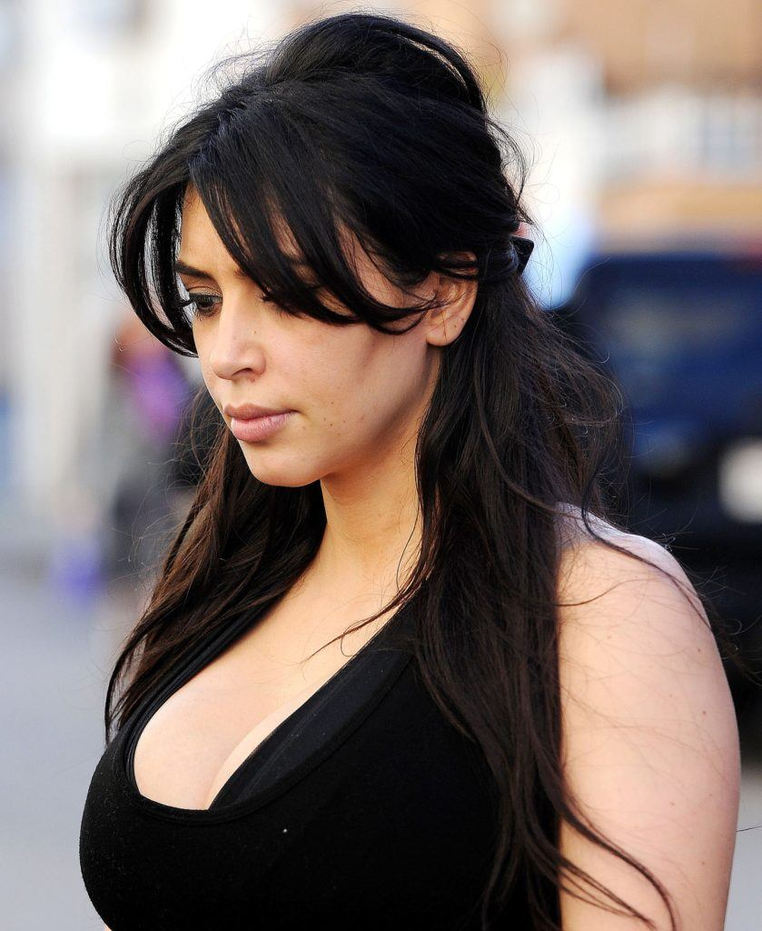 Kim Hairstyles: Hairstyles For The Gym: Medium Length Hair Inspiration For