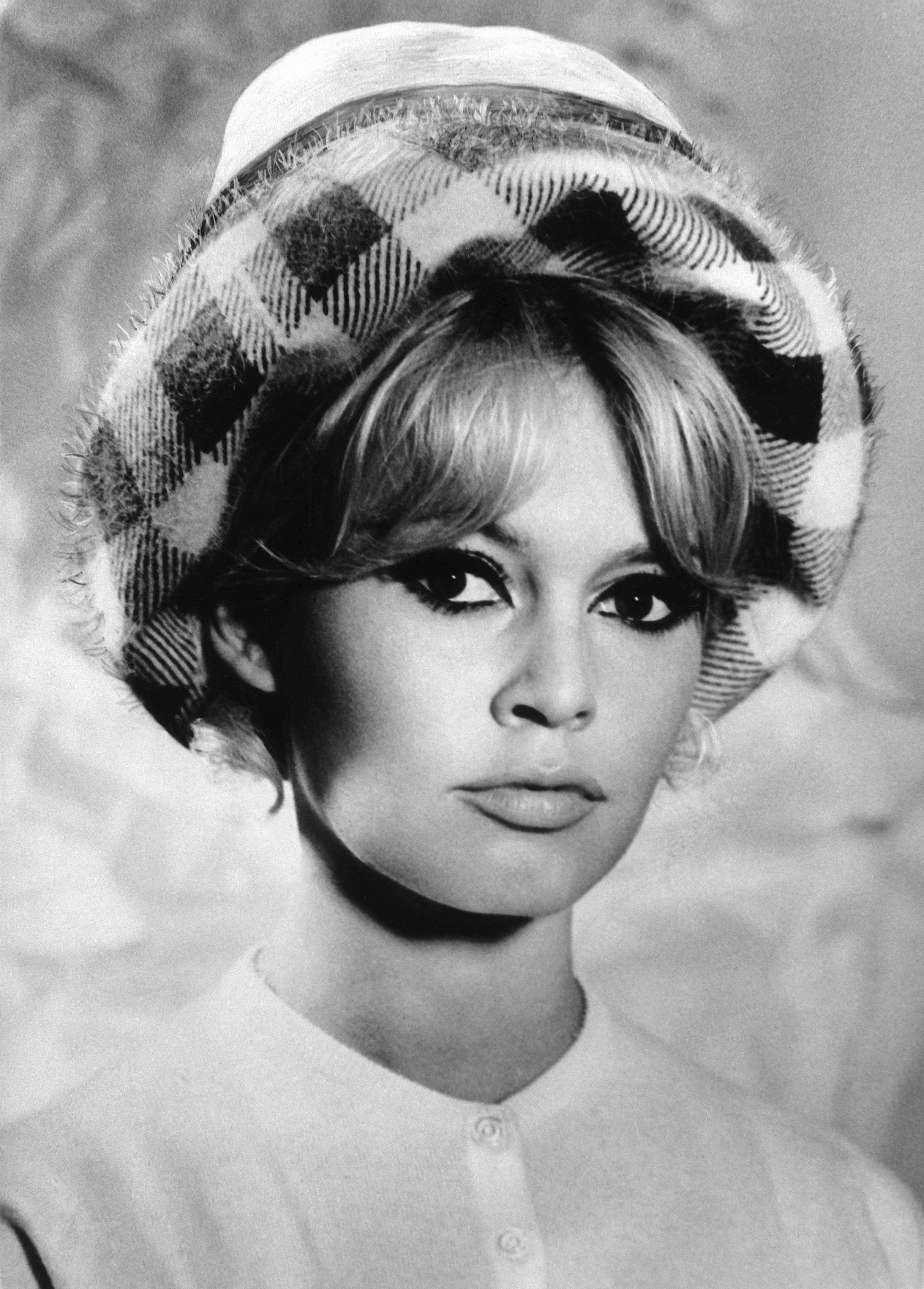 Brigitte Bardot Bangs Hairstyle The Latest Fringe Trend