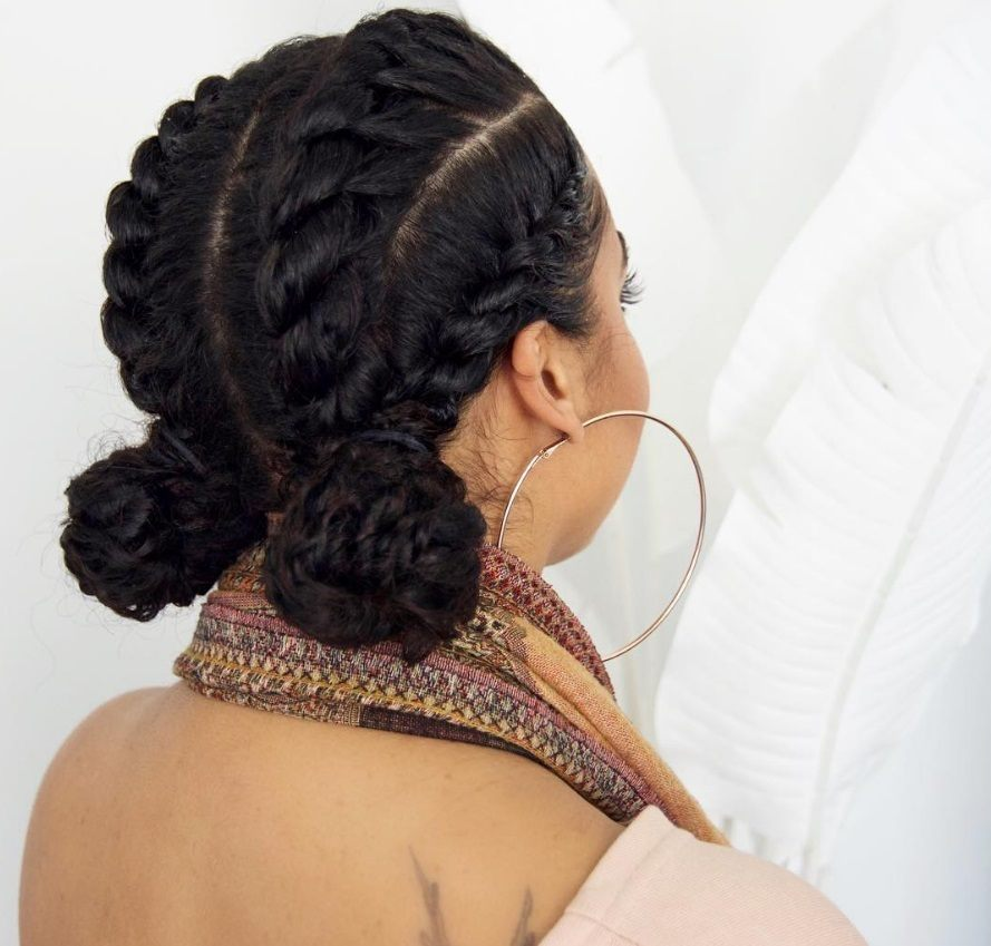Flat twist hairstyles: 13 fierce looks from Instagram that you have ...