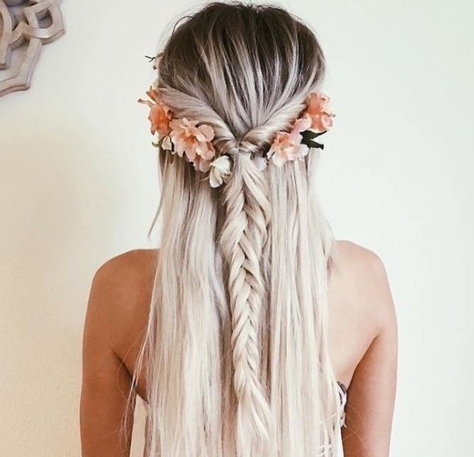 Half Up Half Down Braided Wedding Hairstyles: Half-up, Half-down Braid: Master The Look 6 Easy Steps