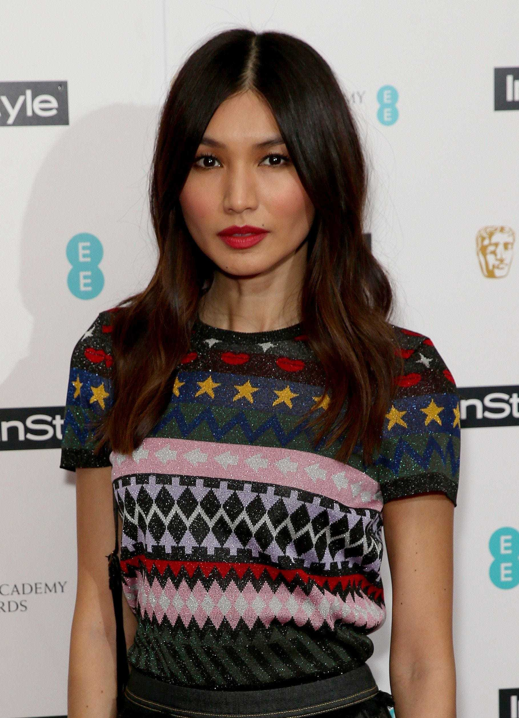 instyle ee bafta rising star awards: best hairstyles from the event