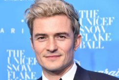 orlando bloom hair transformation with blonde hair