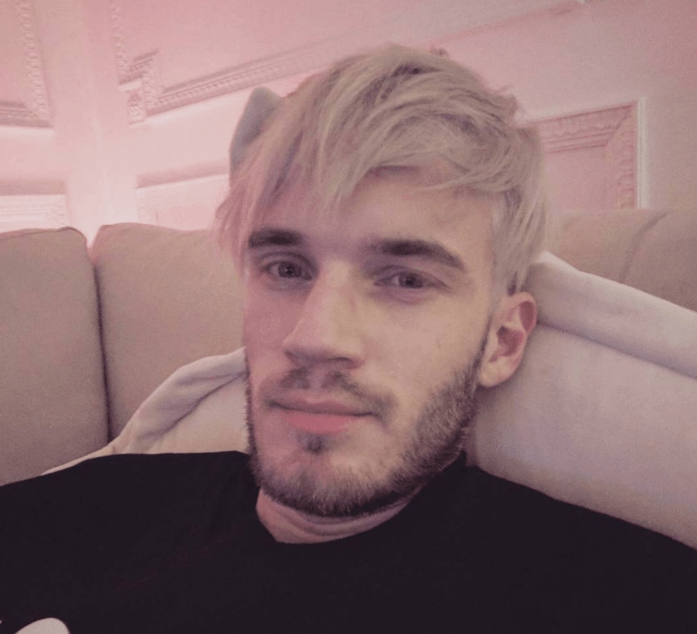 Have You Seen Pewdiepie S Latest Hair Transformation He S