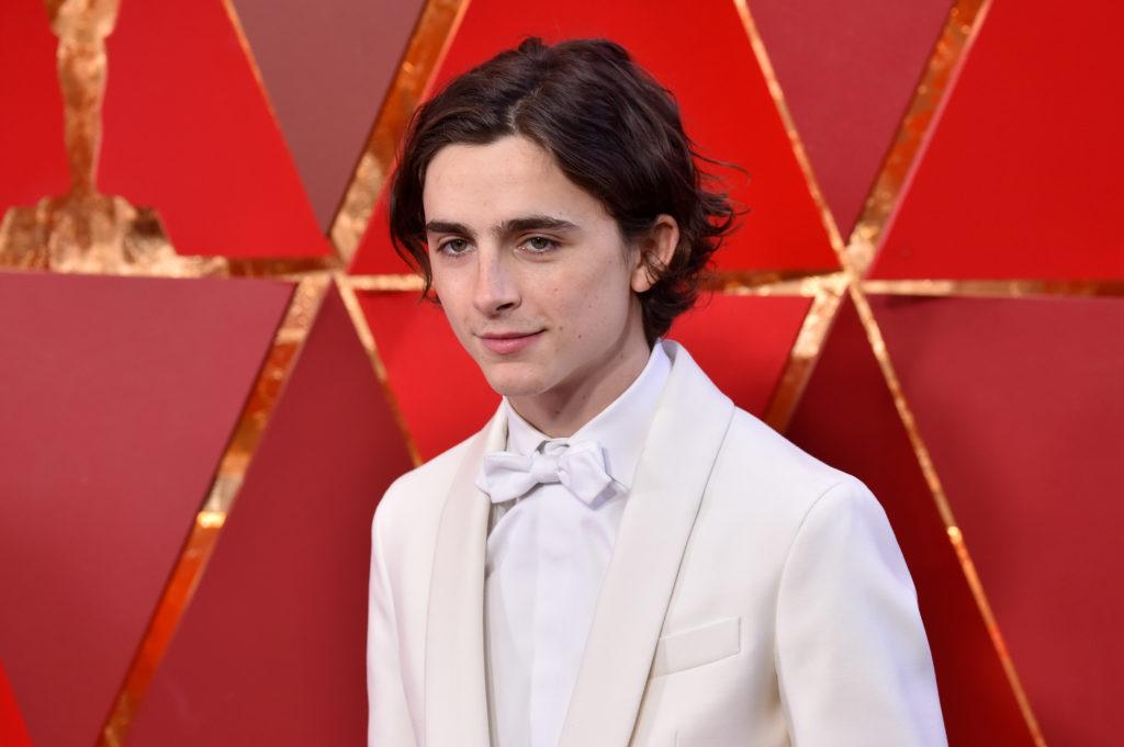 See The Best Mens Hairstyles From This Seasons Oscars