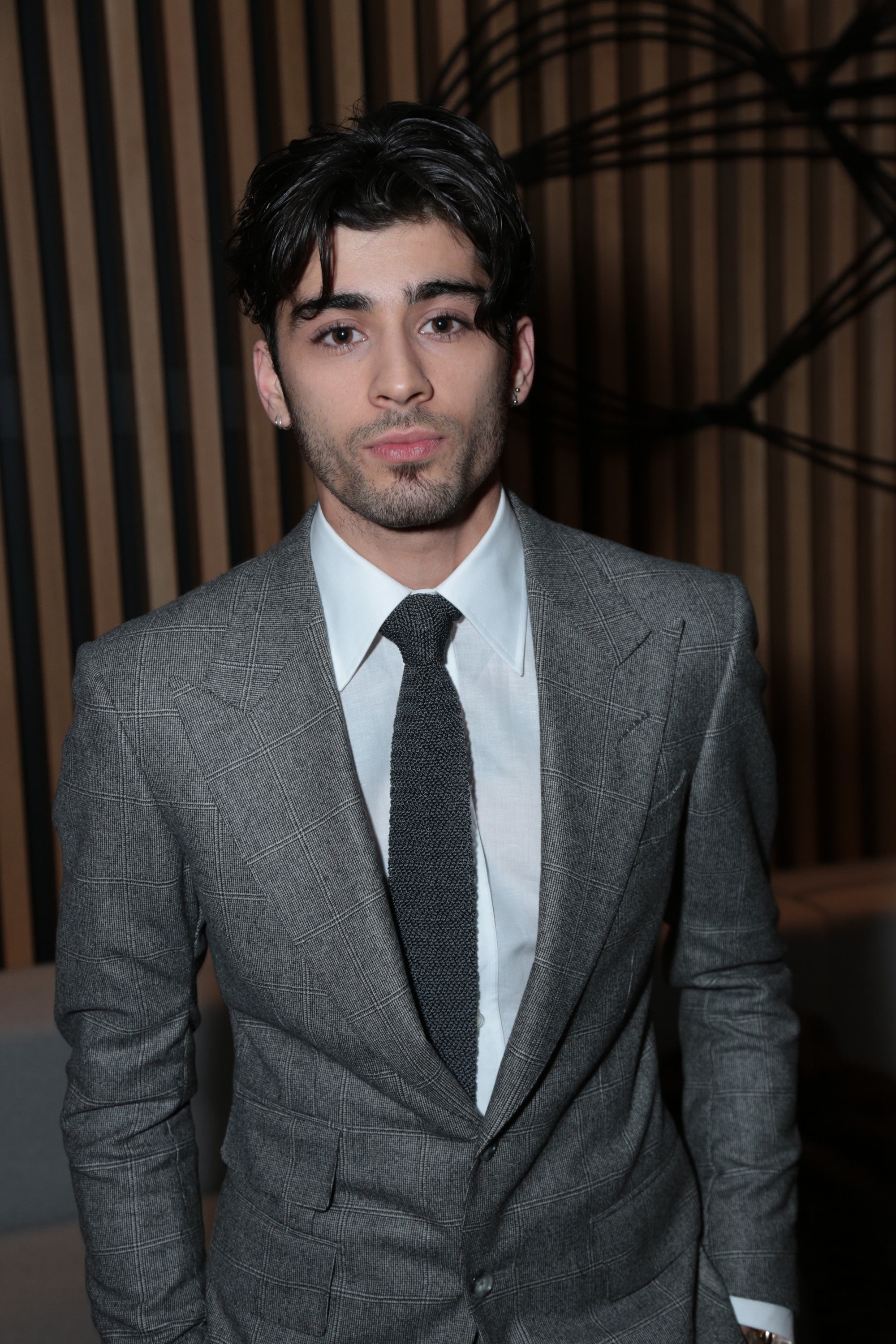 zayn malik with curtains hairstyle for men