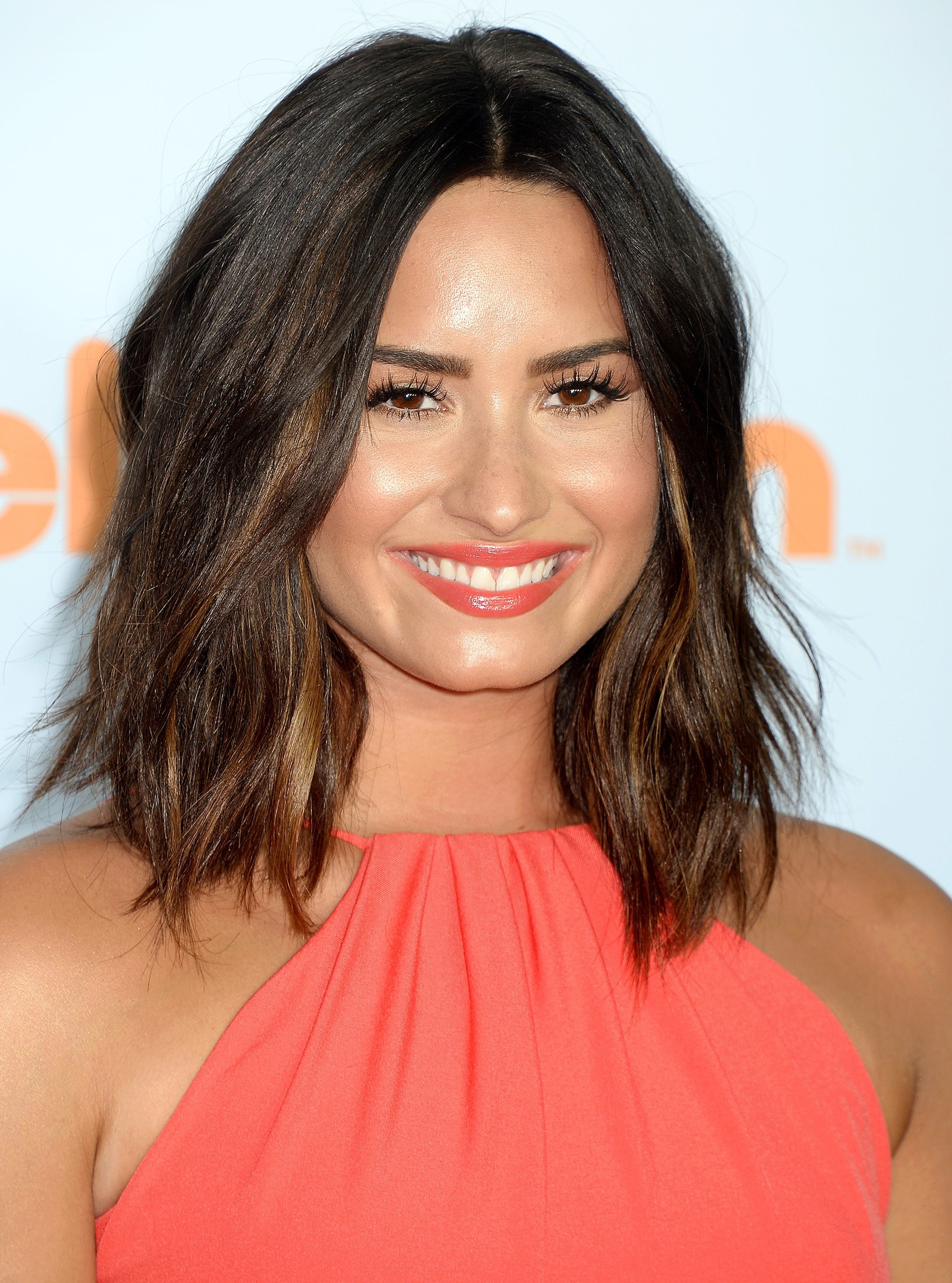Demi Lovato Long Blonde Hair Hairstylegalleries Com