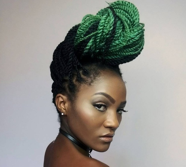Yarn Braid Hairstyles From Instagram You Have To See All Things