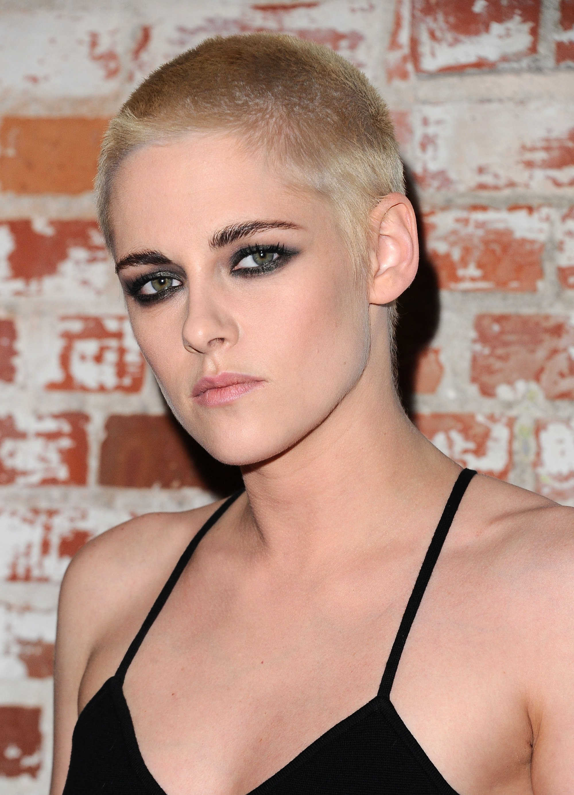 Removed Kristen stewart as a blonde