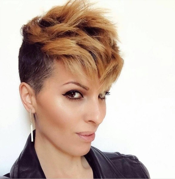 The Undercut Women Who Are Rocking It Best On Instagram