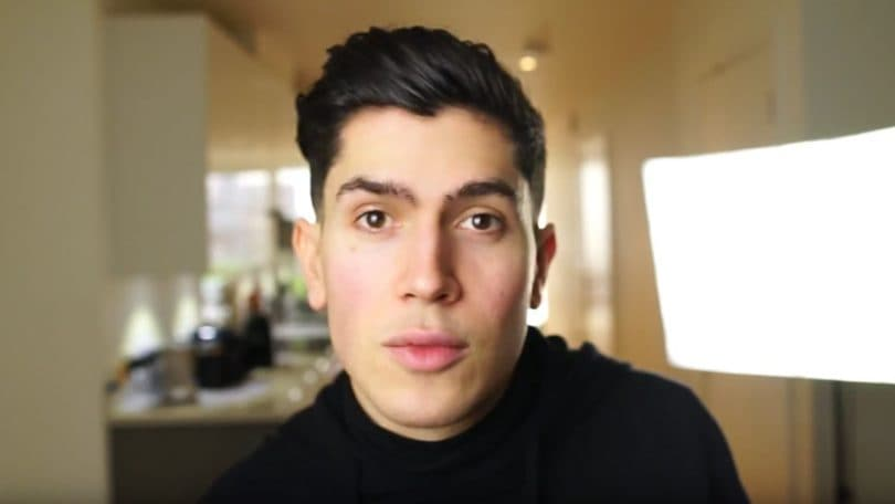 How to do a relaxed quiff mens short hair tutorial how to do a relaxed quiff video vlogger luke franks finished hairstyle urmus Gallery