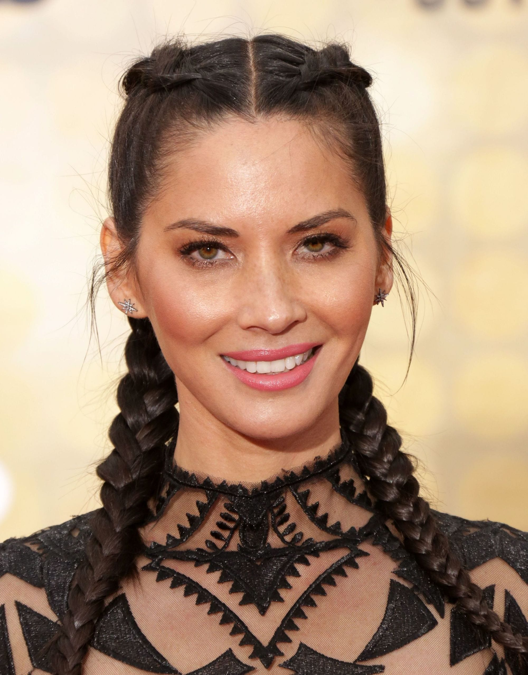 It Takes Two Celebrity Inspired 2 Braids Hairstyles You
