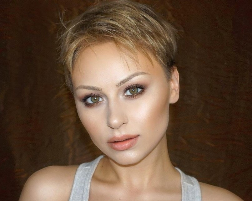 Be Bold And Beautiful Our Top 5 Ladies With Short Spiky Haircuts