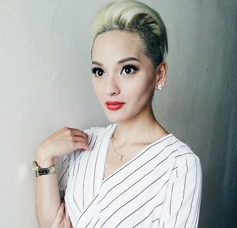How to rock punk hairstyles for short hair this festival