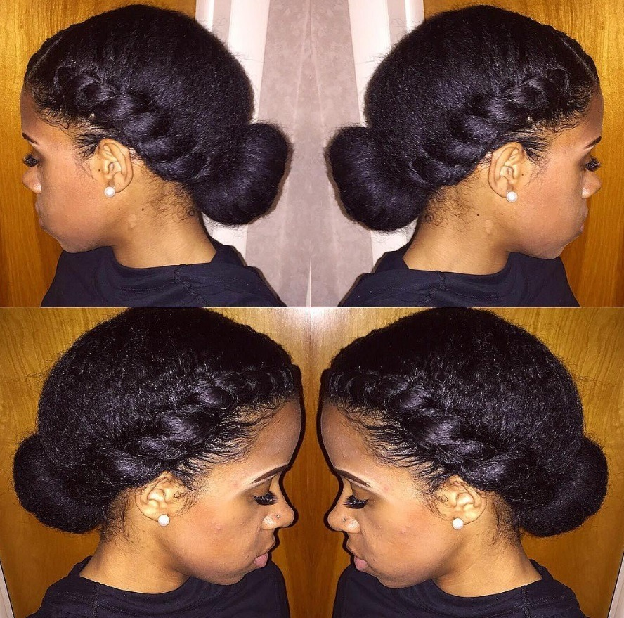 7 Two Strand Twist Styles That Are Giving Us Natural Hair Envy All
