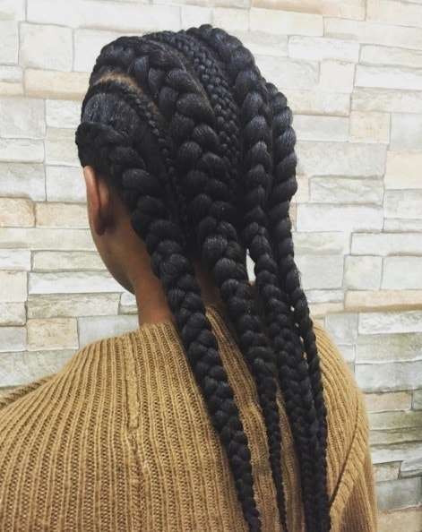 6 Glorious Goddess Braids Hairstyles To Inspire Your Next