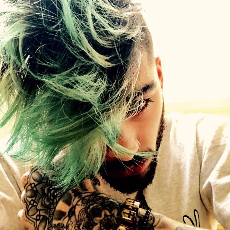 Have You Seen Zayn's New Hair Transformation? He's Now