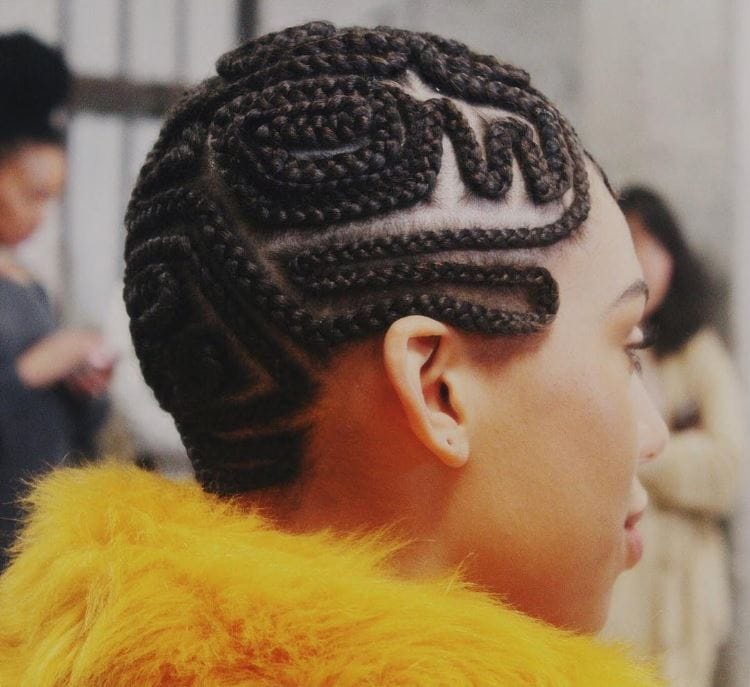 cornrows are one of the best black women braids