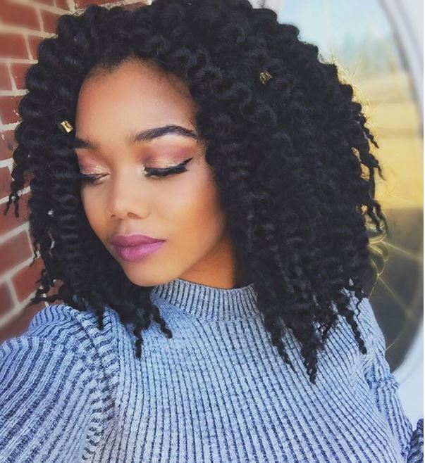 Crochet Twist Ways To Rock Crochet Braid Styles