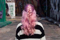 French fishtail braid tutorial.