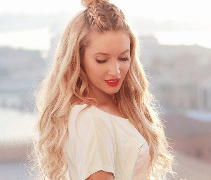Hairstyles For Long Wavy Hair 11 Beautiful Hairstyles To Try All