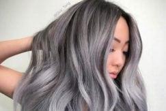 marble-hair-grey-black-wavy-hairstyle-Instagram