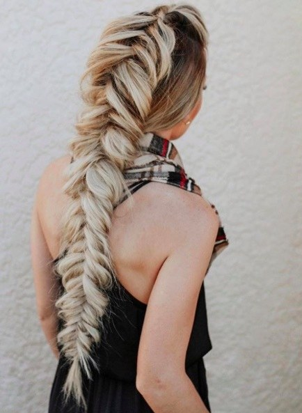 Mohawk Braid Hairstyles Punk Rock Chic Is Back In
