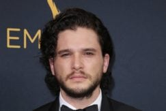 Kit Harington - flow hair - mens hairstyle
