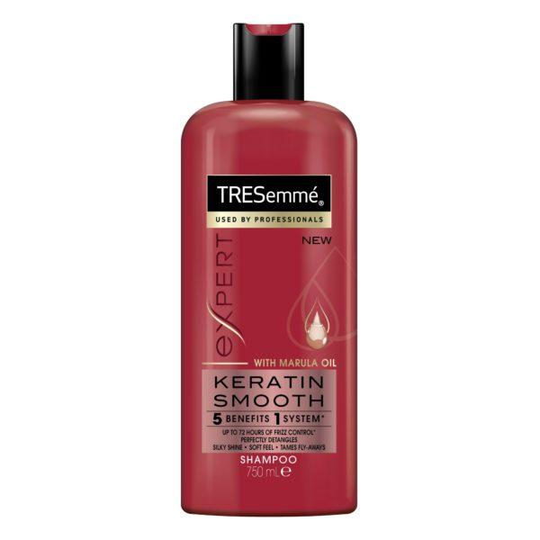 Tresemm 233 Keratin Smooth Marula Oil Shampoo