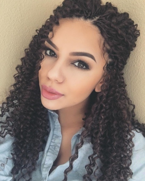 Your Complete Guide To Crochet Braids From Sleek And Straight To