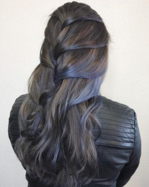 Grey Hair 22 Ways To Rock This Season S Surprise Colour Trend