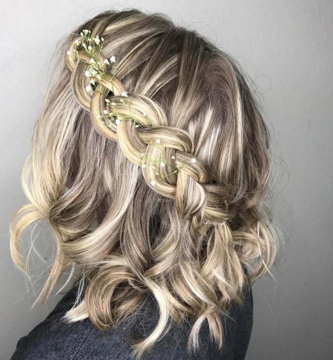 Wedding Hairstyle Lob: Discover 20 Bridal Hairstyles To Try This Wedding Season