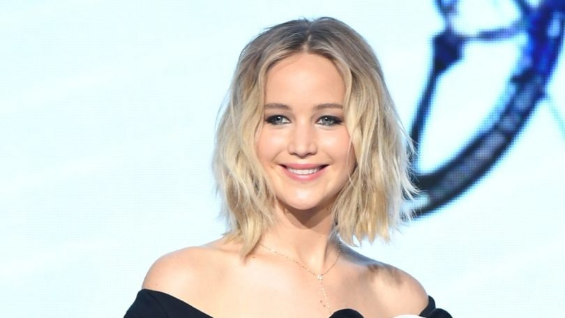 Jennifer Lawrence Slays With New Full Fringe Hairstyle All Things