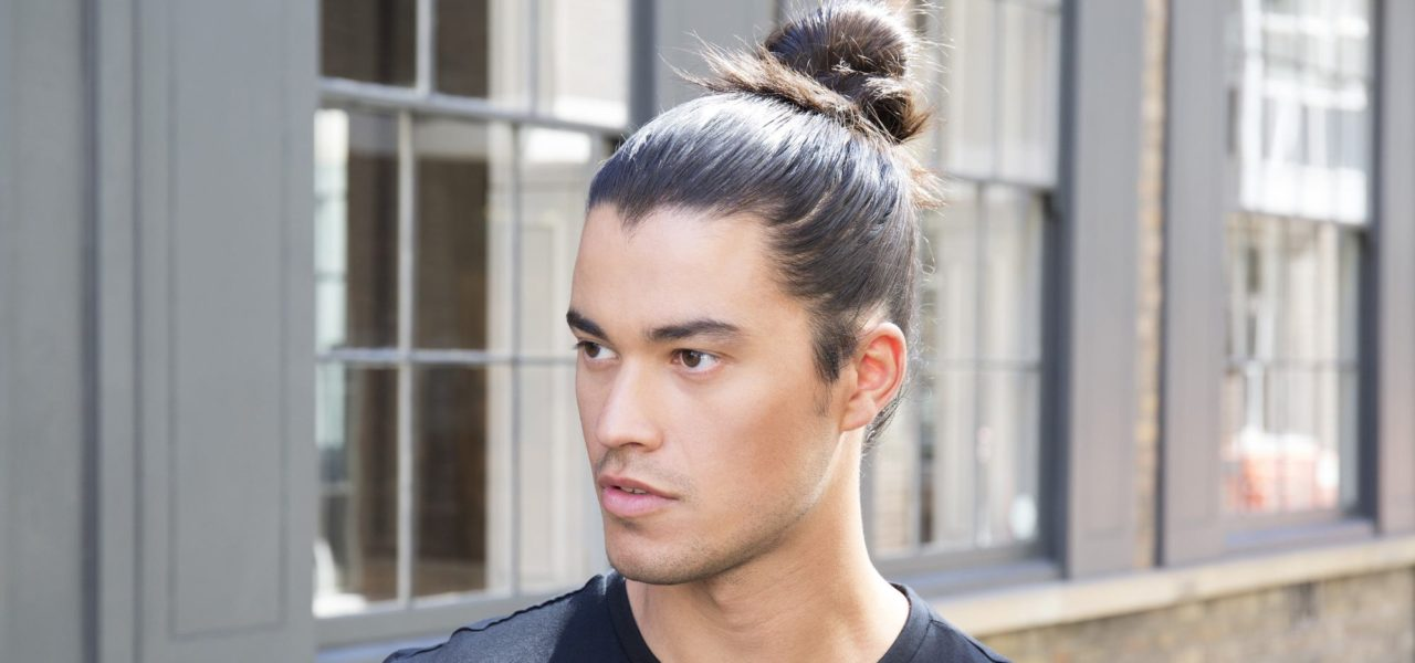 How To Tie A Man Bun Step By Step Tutorials And Video