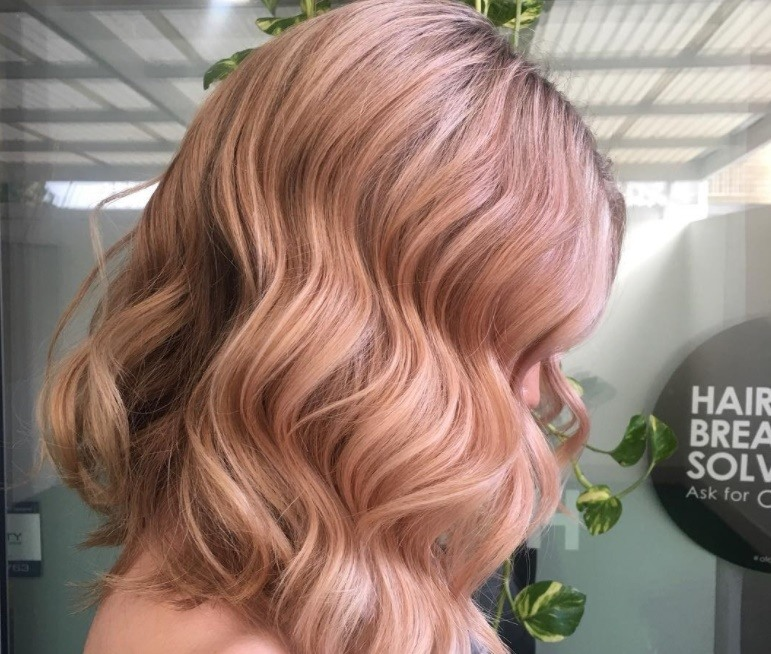 Nude Hair The Sweetest Trend Youll Want To Try This Spring