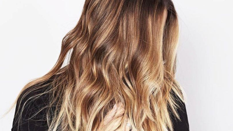 Palm Painting The Latest Hair Colouring Trend You Need To Know About