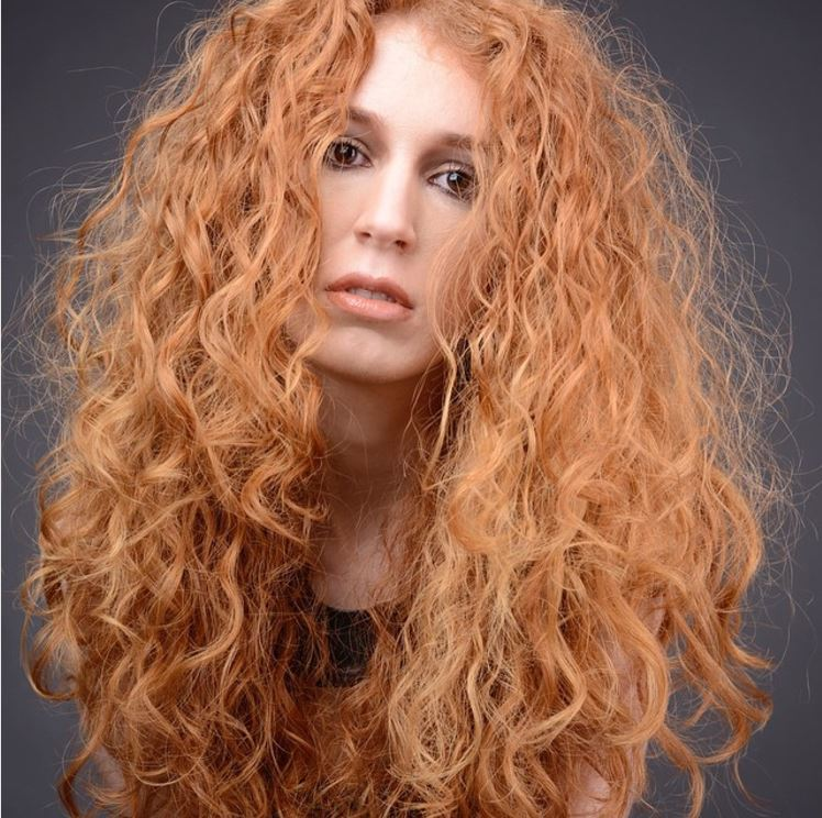 18 modern day perm hairstyles that you need to try perm hair long ginger permed hair urmus Images