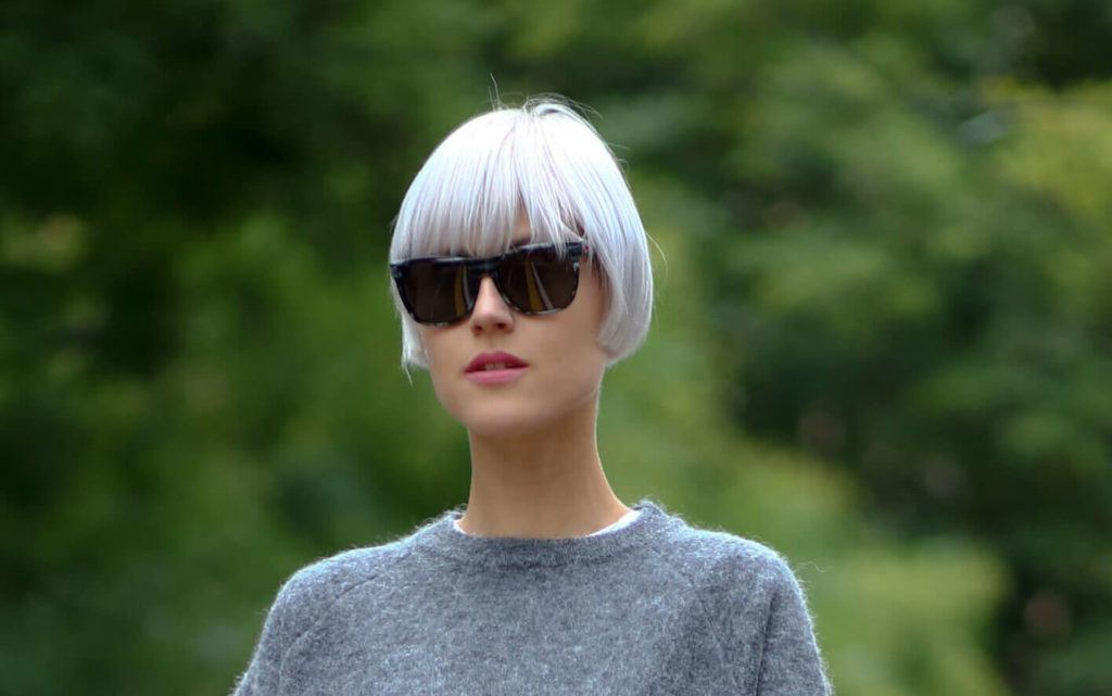 Grey hair 22 ways to rock this season 39 s surprise colour trend - Ways prevent grey hair ...